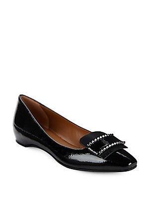 Monica Naplak Slip-On Flats