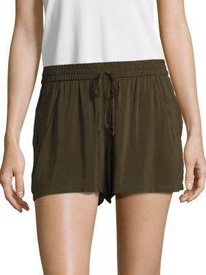 Drawstring Shorts French Connection