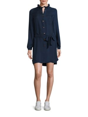 Sophie Button Down Dress Opening Ceremony