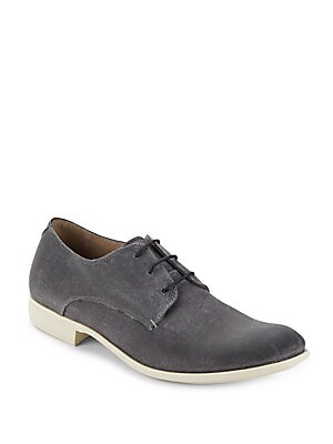 Star Lace-Up Oxfords