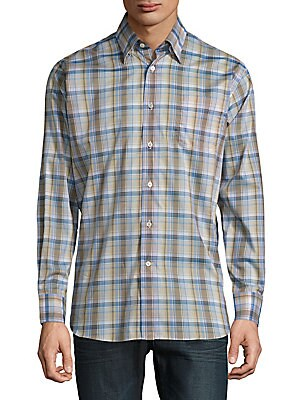 Anders Casual Classic-Fit Sportshirt