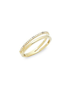 Simple Studded Ring