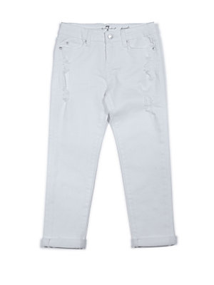 Little Girl's & Girl's Josefina Distressed Jeans