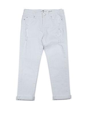 Little Girl's & Girl's Josefina Distressed Jeans