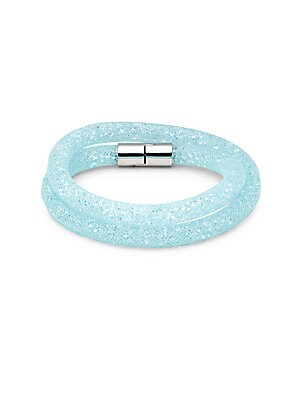 Stardust Crystal Wrap Bracelet