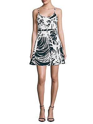 Marigold Scoopneck Dress