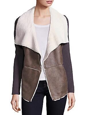 Faux Shearling Jacket