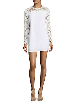 Click here for Floral Lace Dress prices