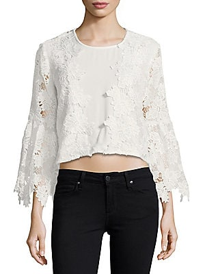 Click here for Floral Lace Top prices