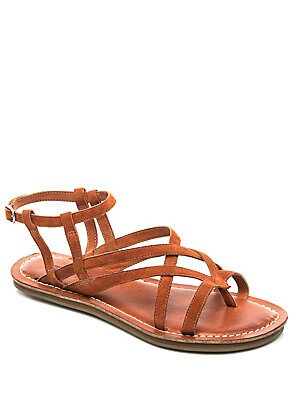 Cara Suede Sandals