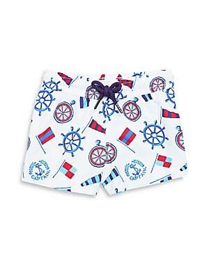 Baby's Printed Shorts