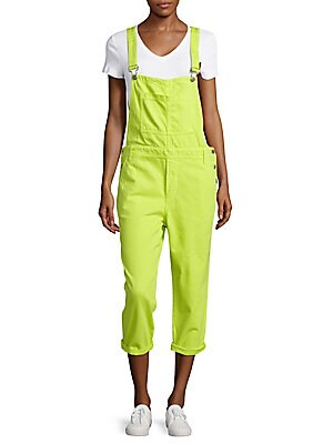Textured Cotton Coverall