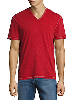 Cotton Short-Sleeve Tee