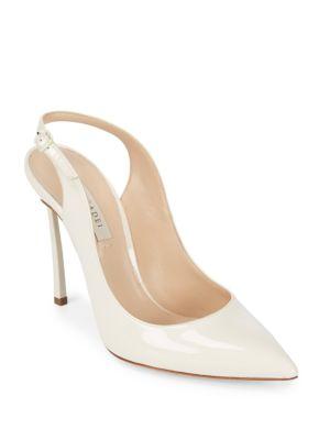 Tiffany Leather Stiletto Pumps Casadei
