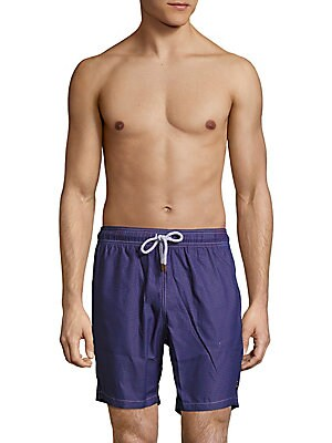 Moving Triangles Swim Shorts