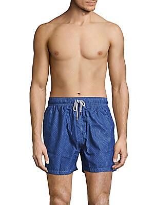 Double Chicane Swim Shorts