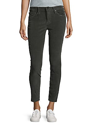 Looker Frayed Ankle Jeans