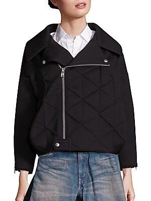 Bonded Pyramid Moto Jacket