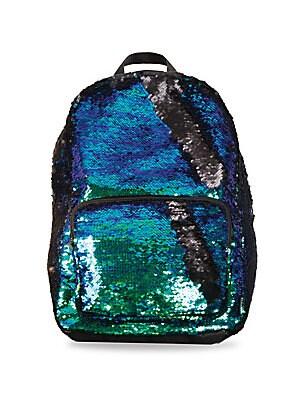 Magic Sequin Mermaid Backpack