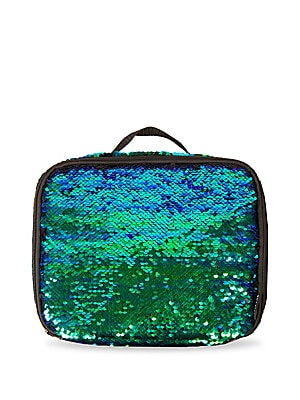 Magic Sequin Lunch Tote