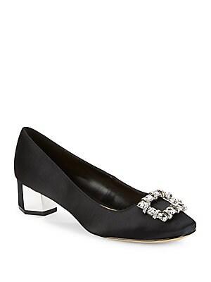Calina Embellished Heels