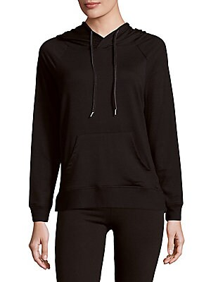 Harmony Solid Pullover Hoodie