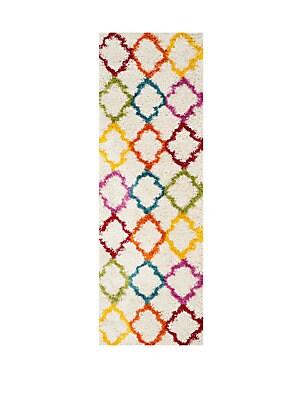 Patterned Rectangle Rug