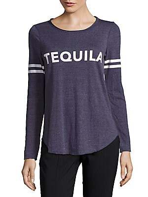 Tequila Long-Sleeve Tee