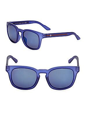 52MM, Cat Eye Sunglasses