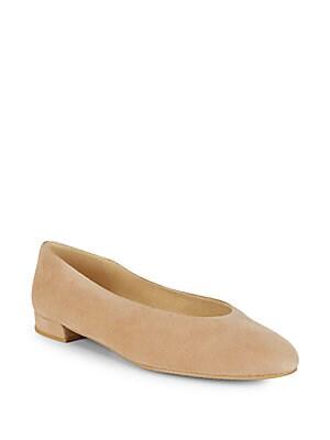 Chicflat Suede Ballet Flats