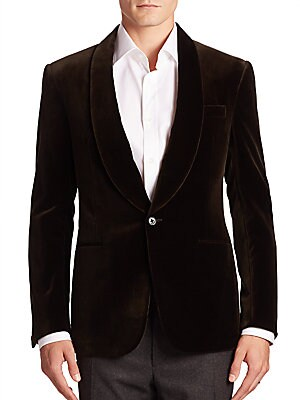 Anthony Velvet Sportcoat