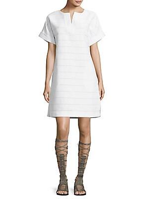 Nazneen Striped Dress