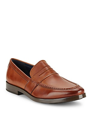 Jefferson Grand Penny Loafers