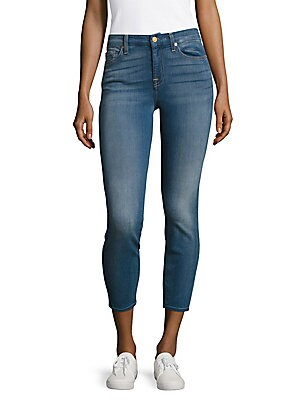 Karah Cropped Jeans