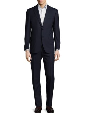 Two-Piece Solid Suit