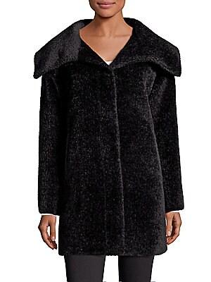 Gregory Alpaca & Virgin Wool Coat