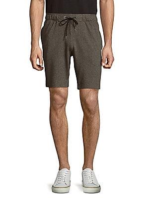 Ike Terry Heathered Shorts