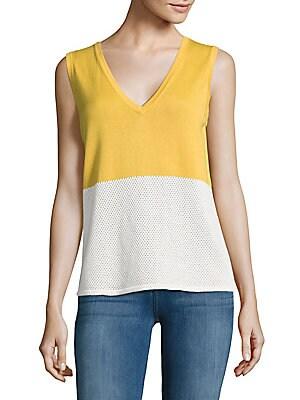 Cotton Woven Soleil Top