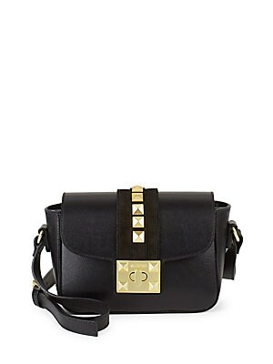 Italian Leather Crossbody Handbag