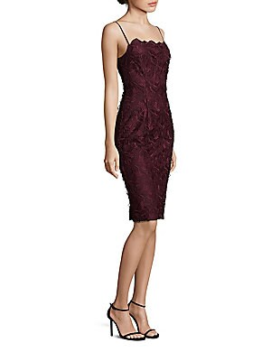 Sora Lace Sheath Metamorphose Dress