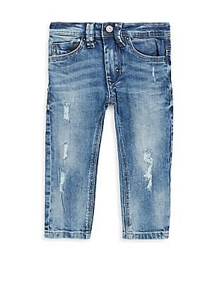 Boy's Thanaz Slim Leg Jeans