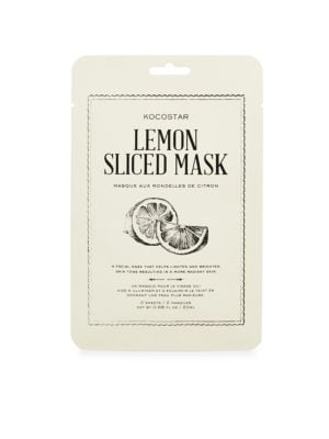 Lemon Sliced Face Mask Kocostar