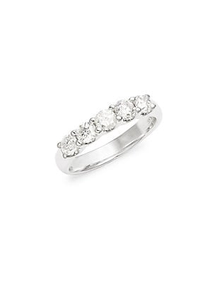 Click here for White Gold & Diamond Polished Band Ring prices