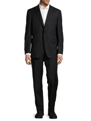 Timeless Classic Fit Wool Suit Canali