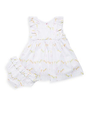 Baby's Printed Dress