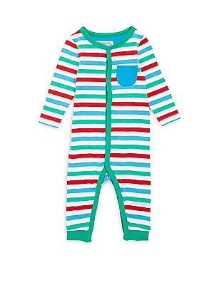 Baby's Cotton Rompin Coverall
