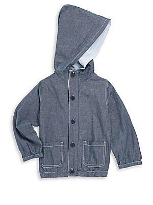 Little Boy's Long Sleeve Cotton Jacket
