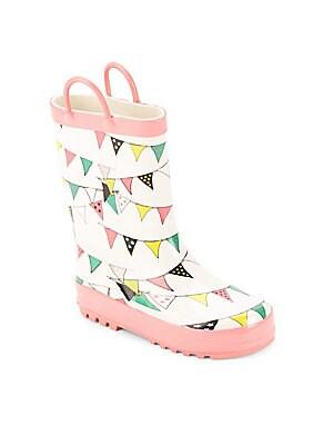 Girl's Splashin Buntings Rainboot