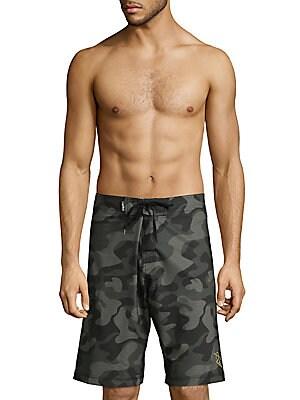 Camouflage Boardshorts
