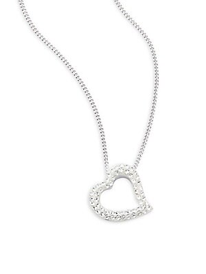 Mozart Heart-Shaped Pendant Necklace